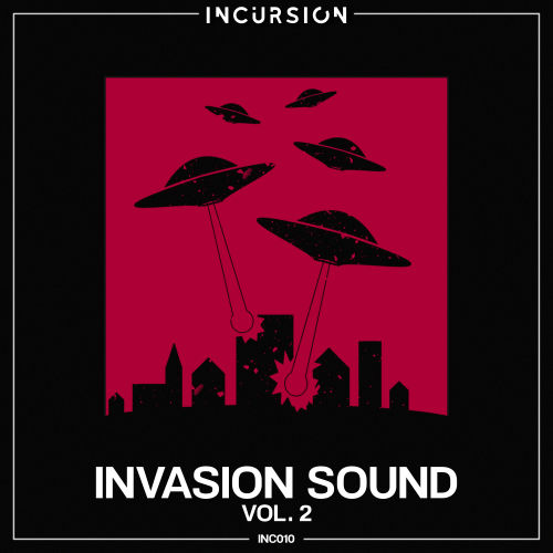 Invasion Sound, Vol. 2 by Various
