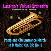 Pomp and Circumstance March  in D Major, Op. 39: No. 1 de Luis Carlos Molina Acevedo