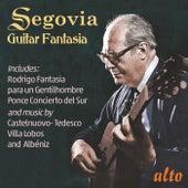 Guitar Fantasia by Andres Segovia