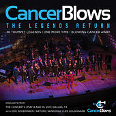 CancerBlows: The Legends Return de Various Artists