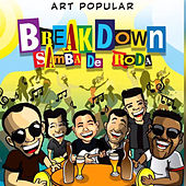 Breakdown Samba de Roda de Art Popular