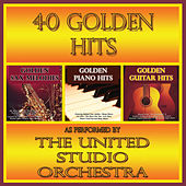 40 Golden Hits (Instrumental) by United Studio Orchestra