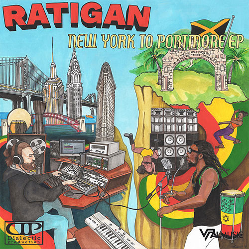 New York to Portmore by Ratigan