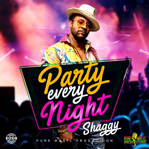 Party Every Night by Shaggy