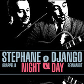 Night & Day de Stephane Grappelli