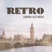 Retro London Jazz Music: Instrumental Dixieland Jazz, Retro Café, Saxophone Mood, Vintage Lounge Jazz by Piano Jazz Background Music Masters