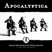 Plays Metallica by Four Cellos - A Live Performance by Apocalyptica