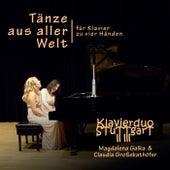 Tänze aus aller Welt de Klavierduo Stuttgart