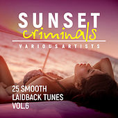 Sunset Criminals, Vol. 6 (25 Smooth Laidback Tunes) - EP by Various Artists