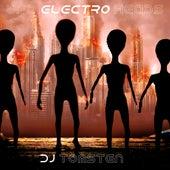 Ufo electro heads by Dj tomsten