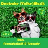 Top 30: Deutsche (Volks-)Musik über Freundschaft & Freunde, Vol. 2 de Various Artists