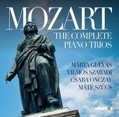 Mozart: The Complete Piano Trios von Vilmos Szabadi