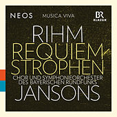 Wolfgang Rihm: Requiem-Strophen (Live) von Various Artists