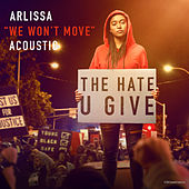 We Won't Move (Acoustic) von Arlissa