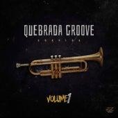 Quebrada Groove Convida, Vol. 1 (Ao Vivo) de Quebrada Groove