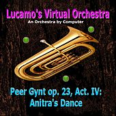 Peer Gynt op. 23, Act. IV: Anitra's Dance by Luis Carlos Molina Acevedo