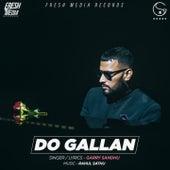 Do Gallan (Let's Talk) de Garry Sandhu
