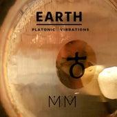 Earth (Platonic Vibrations) von Mein Freund Max