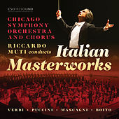 Italian Masterworks (Live) by Various Artists