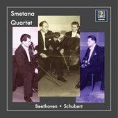 The Smetana Quartet, Vol. 1: Beethoven & Schubert (Remastered 2018) von Smetana Quartet
