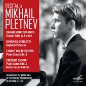 Recital of Mikhail Pletnev. Moscow, October 31, 1979 (Live) by Mikhail Pletnev