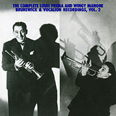 The Complete Louis Prima And Wingy Manone Brunswick & Vocation Recordings, Vol 2 de Louis Prima
