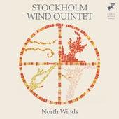 Morthenson, Larsson, Nilsson, Wirén & Ligeti: Works for Wind Quintet de The Stockholm Wind Quintet