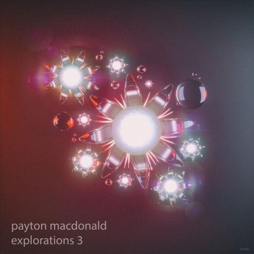 Payton MacDonald: Solo Marimba Commissions, Vol. 2 by Payton MacDonald