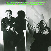 The Complete Louis Prima And Wingy Manone Brunswick & Vocation Recordings, Vol 3 de Louis Prima
