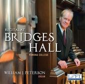 Recital at Bridges Hall, Pomona College de William J. Peterson