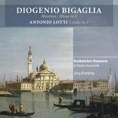 Bigaglia: Miserere, Missa in F Major & Credo in F Major de Various Artists