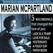 Savoy Jazz Super EP: Marian McPartland by Marian McPartland