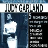 Savoy Jazz Super EP: Judy Garland by Judy Garland