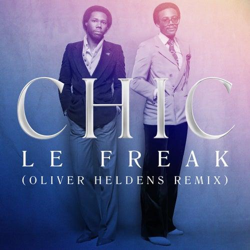 Le Freak (Oliver Heldens Remix) de CHIC