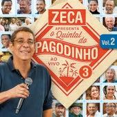 Zeca Apresenta: Quintal Do Pagodinho 3 (Ao Vivo / Vol. 2) de Various Artists