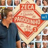 Zeca Apresenta: Quintal Do Pagodinho 3 (Ao Vivo / Vol. 1) de Various Artists