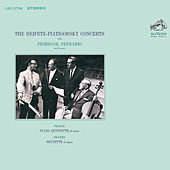 Franck: Piano Quintet in F Minor, M. 7, FWV 7 & Brahms: String Sextet No. 2 in G Major, Op. 36 de Gregor Piatigorsky