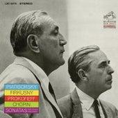 Chopin: Sonata for Cello and Piano in G Minor &  Prokofiev: Sonata for Cello and Piano in C Major (Remastered) de Gregor Piatigorsky