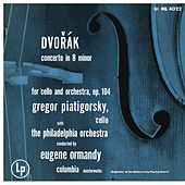 Dvorák: Cello Concerto in B Minor, Op. 104 & Bruch: Kol Nidrei, Op. 47 (Remastered) by Gregor Piatigorsky