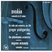 Dvorák: Cello Concerto in B Minor, Op. 104 & Bruch: Kol Nidrei, Op. 47 (Remastered) de Gregor Piatigorsky