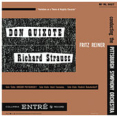 Strauss: Don Quixote, Op. 35 & Saint-Saëns: Cello Concerto No. 1 in A Minor, Op. 33 (Remastered) von Fritz Reiner