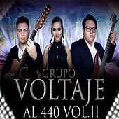 Al 440, Vol.2 by Grupo Voltaje