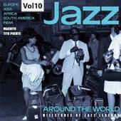 Milestones of Jazz Legends - Jazz Around the World, Vol. 10 (1957, 1962) de Various Artists