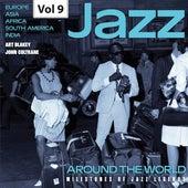 Milestones of Jazz Legends: Jazz Around the World, Vol. 9 by Various Artists