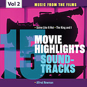 Movie Highlights Soundtracks, Vol. 2 von Various Artists