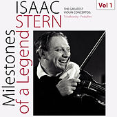 Milestones of a Legend: Isaac Stern, Vol. 1 (Live) by Isaac Stern
