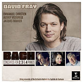 Bach: Concertos for 2, 3 & 4 Pianos by David Fray