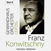 Franz Konwitschny with Gewandhausorchester Leipzig, Vol. 4 (Live) de Various Artists