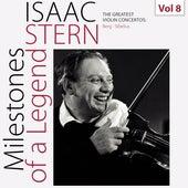 Milestones of a Legend: Isaac Stern, Vol. 8 de Isaac Stern