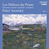 Les délices du piano, Vol. 1 by Peter Aronsky